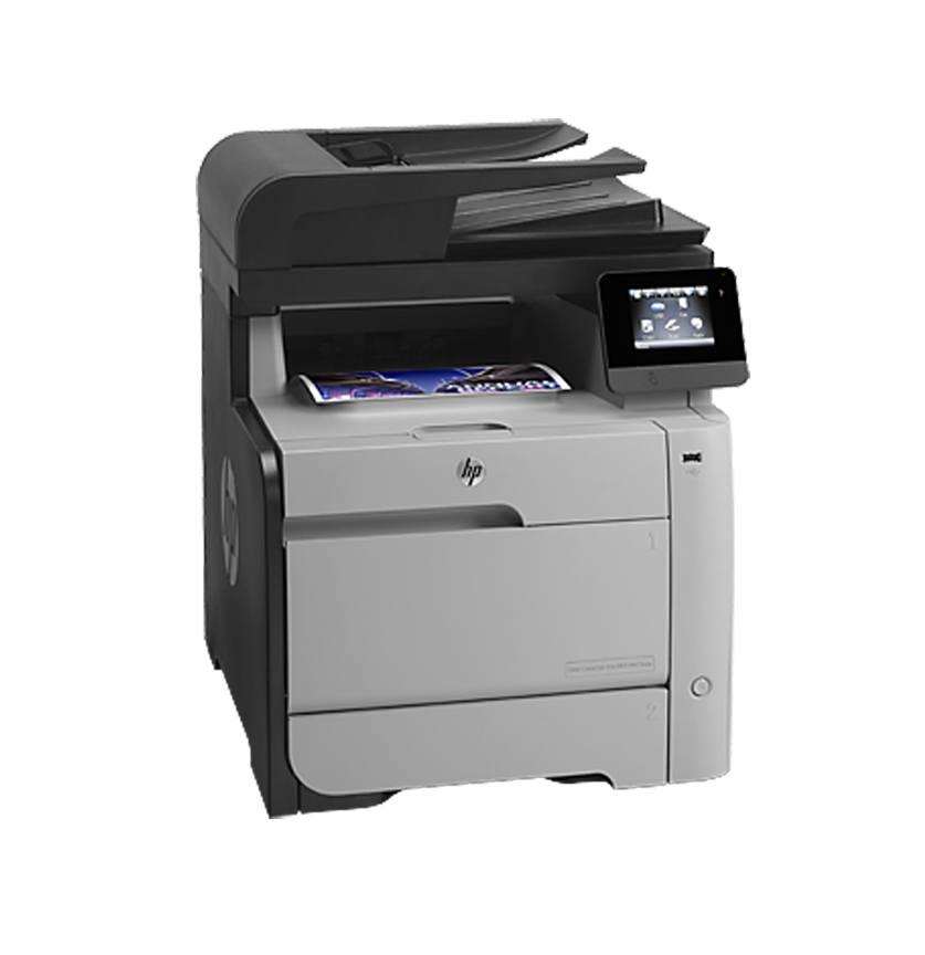 Máy In HP Color LaserJet Pro MFP M476dw CF387A