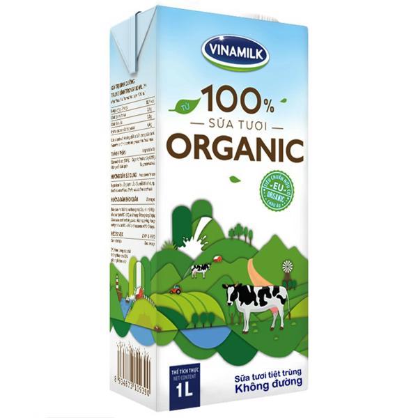 sua-tuoi-tiet-trung-vinamilk-100-organic-khong-duong-hop-giay-1l