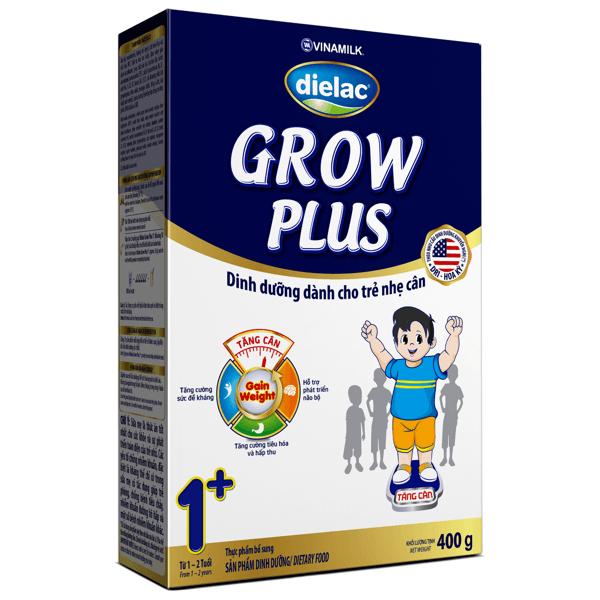 sua-bot-dielac-grow-plus-1-mau-xanh-hop-giay-400g