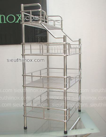Chạn cầu thang 4 tầng 40x60cm, gk-KOD4T4060