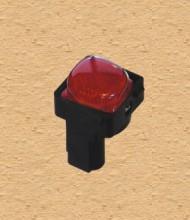 Hạt đèn báo đỏ,xanh có dây đấu sẵn S19