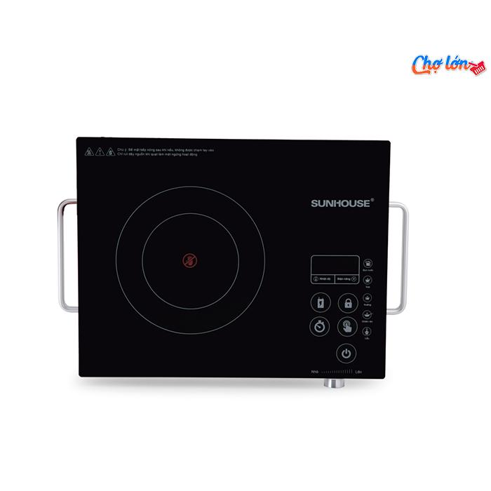 Bếp hồng ngoại cảm ứng Sunhosue SHD6017