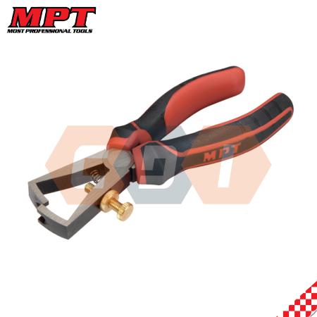 Kìm tuốt dây điện 6'' MPT MHB01008