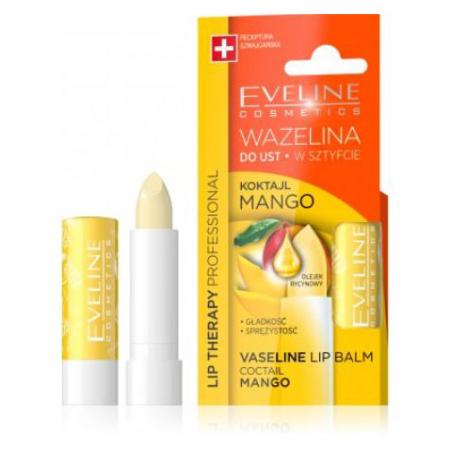 Lip therapy vaseline Son dưỡng môi tinh chất xoài