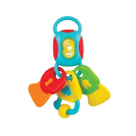 Chìa khóa đồ chơi có nhạc Winfun - 0185NL