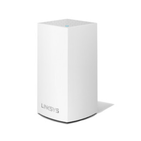 Linksys Velop Intelligent Mesh WiFi System, Dual-Band, 1-Pack (AC1300)