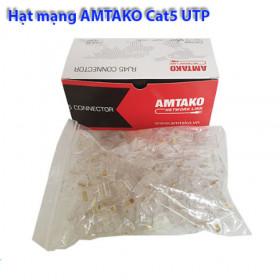 dau-mang-rj45-cat5e-amtako-53p-hat-nhua-trong-suot